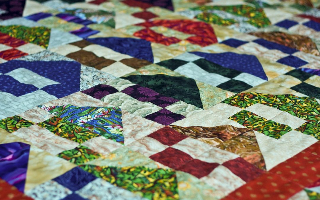 Inspiration for your next patchwork quilt