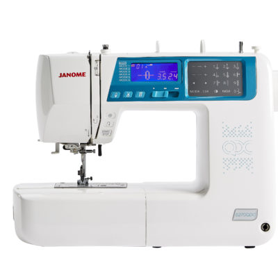 JANOME 5270QDC - Front