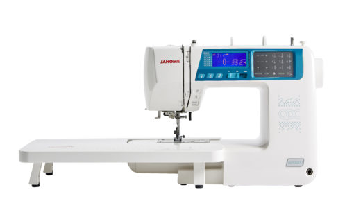 JANOME 5270QDC - with table