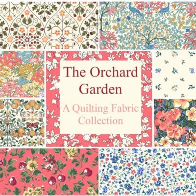 Liberty's The Orchard Garden Collection