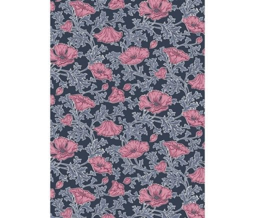 Liberty's The Winterbourne Collection - Beatrice Poppy A
