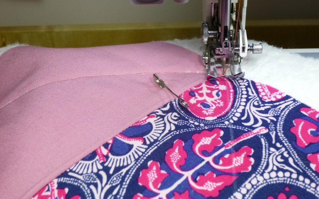 How to do patchwork quilting