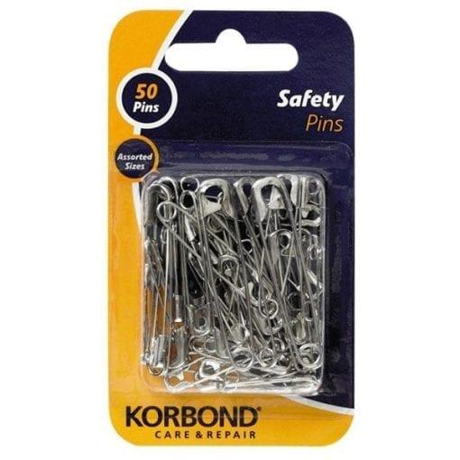 Korbond Safety pins