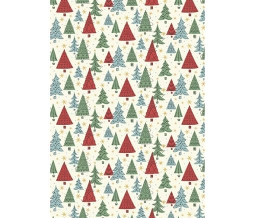 Liberty's Festive Collection - Noel Forest A